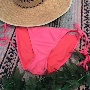 Other - String Bikini Botton in Coral!